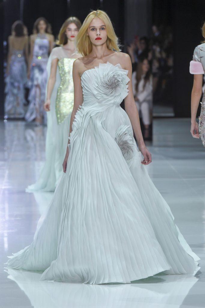 Runway Report: Ralph & Russo S/S18 Haute Couture   DWP