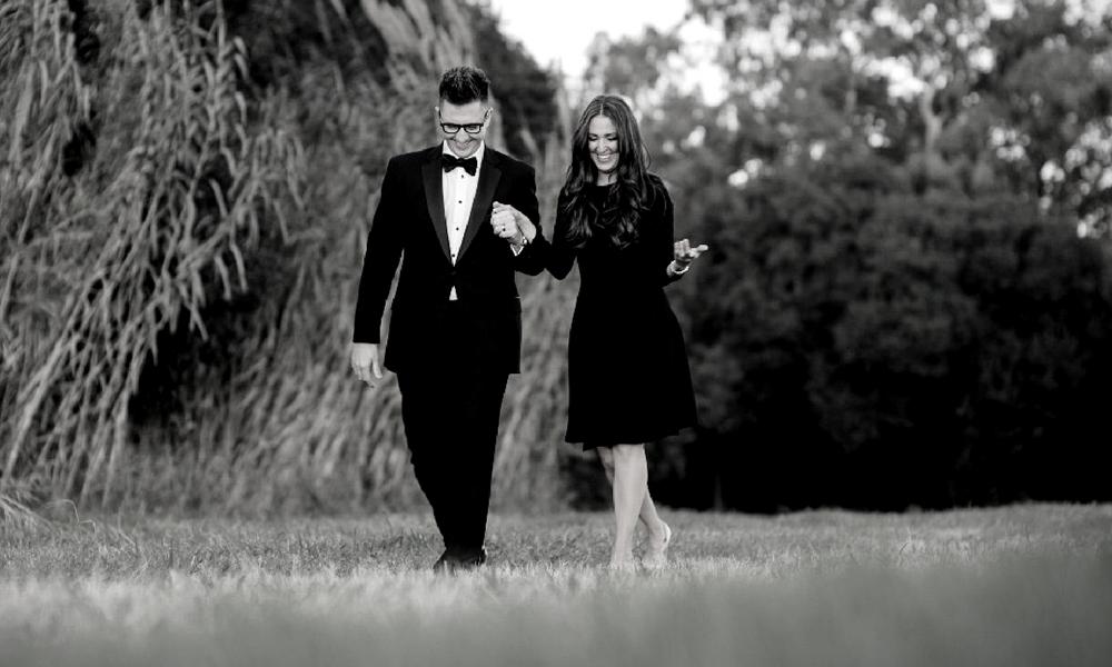 Farina Lorenzo and Adrian Pavia