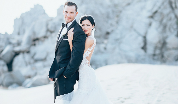 An Ethereal Los Cabos Destination Wedding | DWP