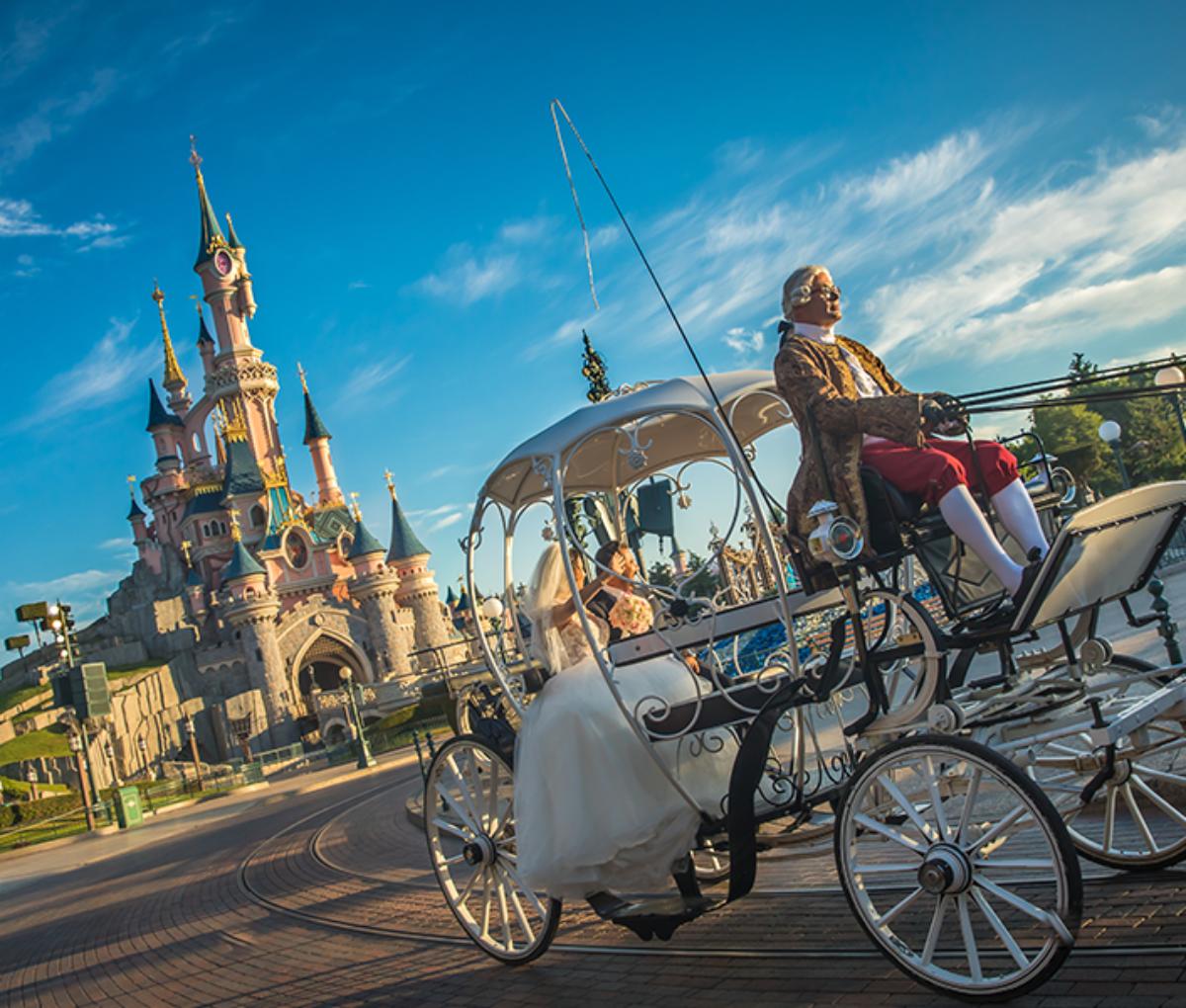 The Ultimate Disney 's Fairy Tale Wedding Dream Come True!