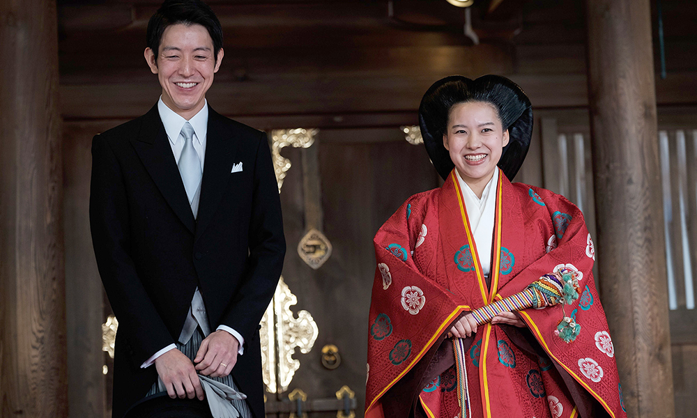 Japan's Princess Ayako Of Takamado Picks True Love Over Royalty