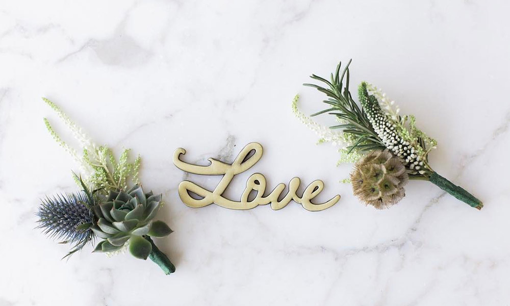 Set In Stone: Marble Wedding Inspiration