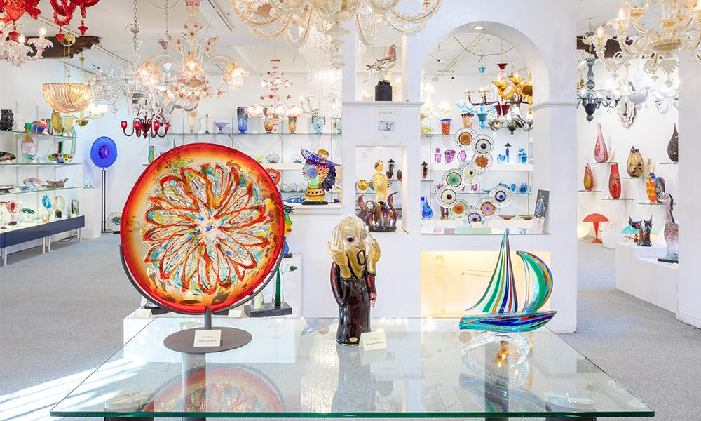 Luxurious Treasures Of Life: Original Murano Glass OMG