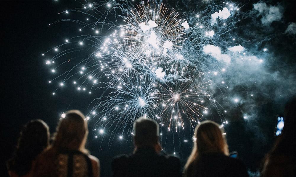 Baby, You're A Firework! : Parente Fireworks