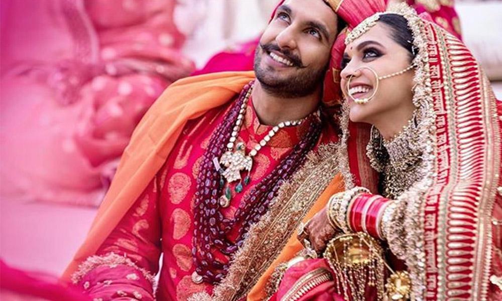 Bollywood Superstar's Dreamy Nuptials