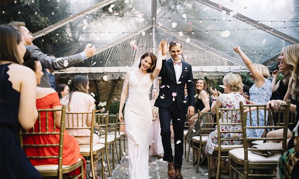 Timeless Tented Weddings