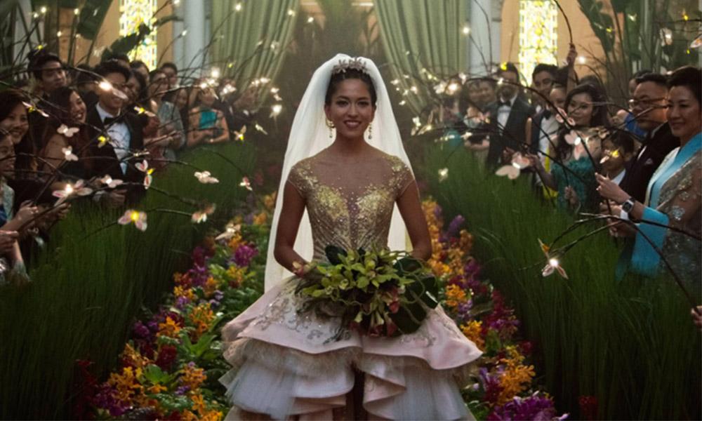 """Crazy Rich Asians"" Wedding Inspiration"
