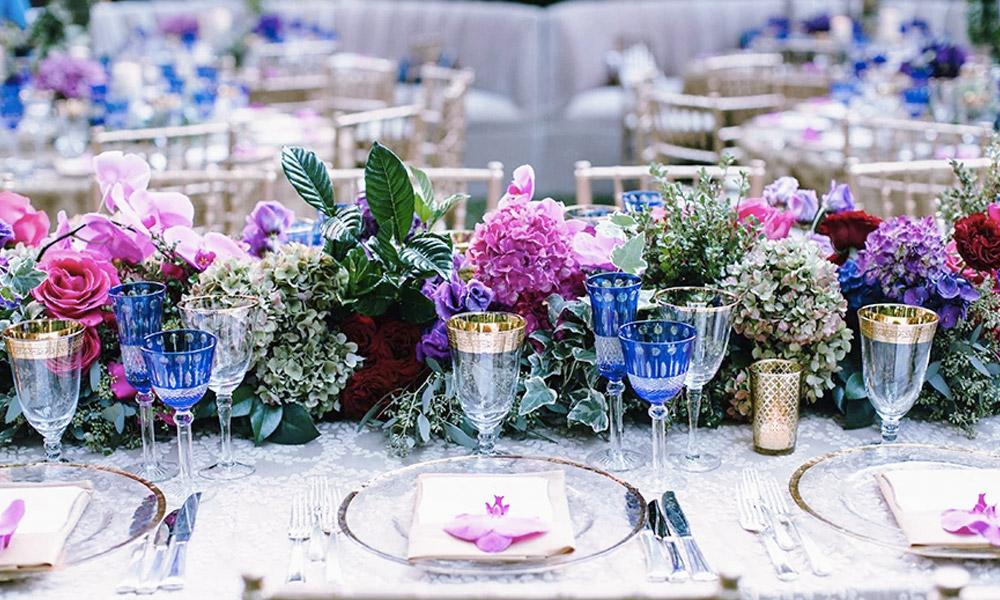 Vintage Jewel Toned Wedding Inspiration