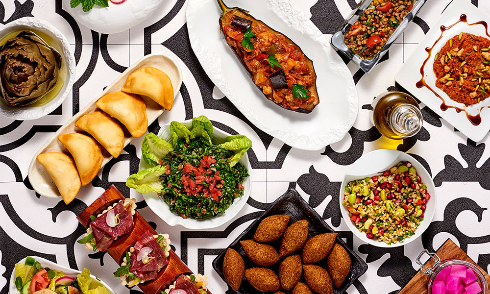 Middle Eastern Delicacies You Must Try!