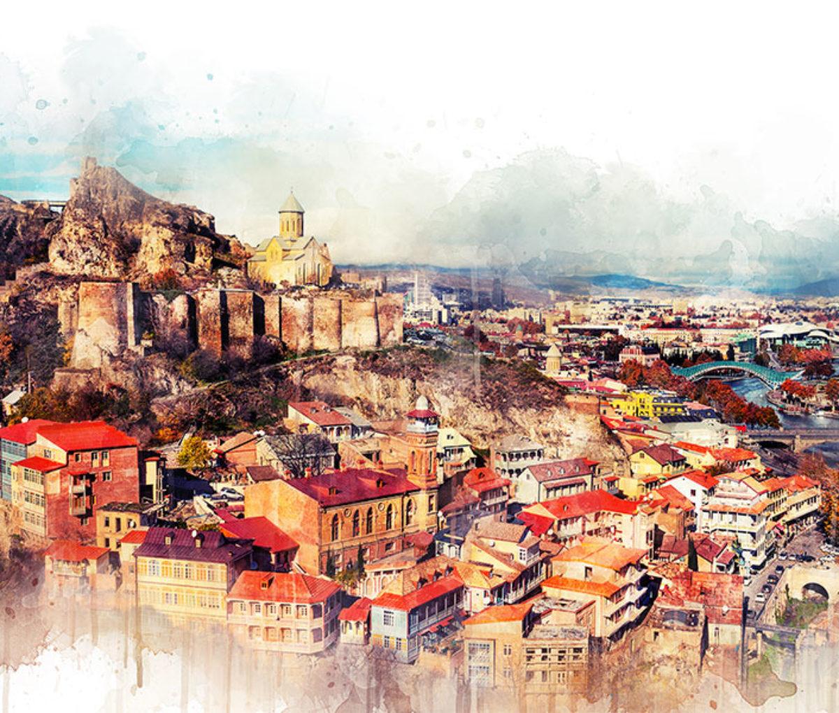 Georgia: The Balcony Of Europe