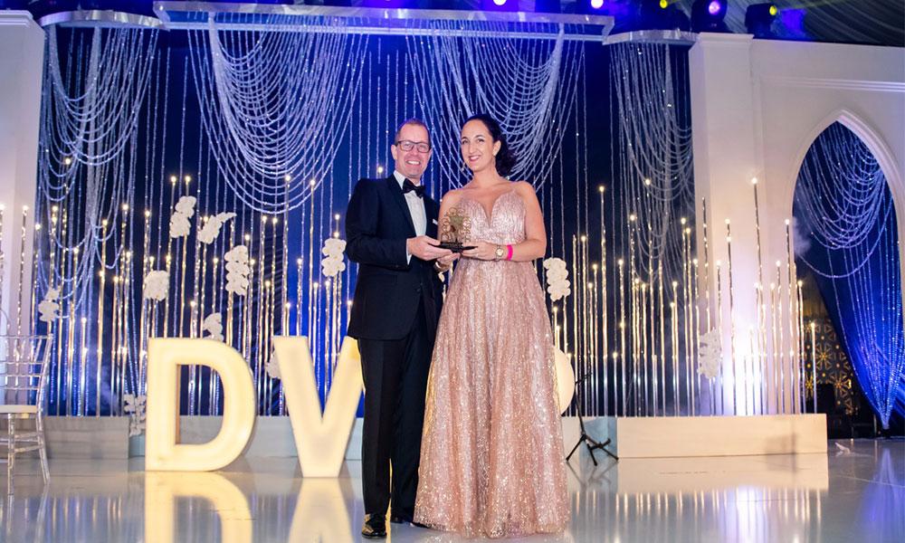 DWP ACE Planner Domestic Award Winner (Europe, Russia & CIS): Aava Wedding, France