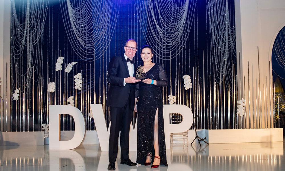 DWP ACE Social Buzz Award Winner: Teena Barretto, Philippines