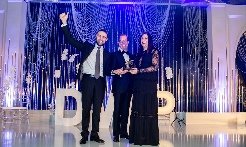 DWP ACE Wedding Property of the Year Award Winner (Middle East): Chateau Rweiss, Lebanon