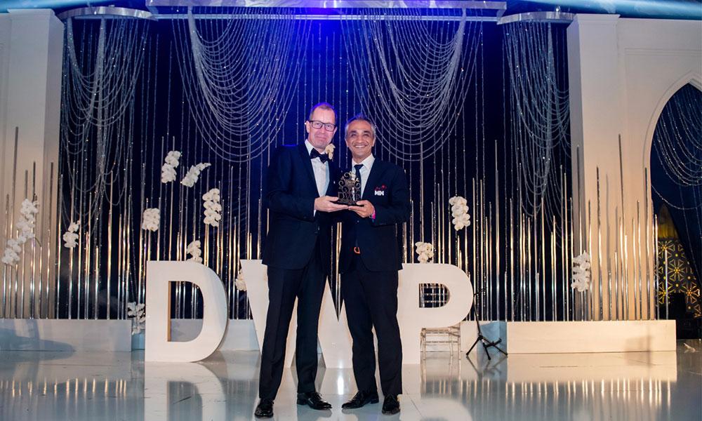 DWP ACE Starry Affair Award Winner: Abu Jani Sandeep Khosla/Motwane Entertainment & Weddings, India