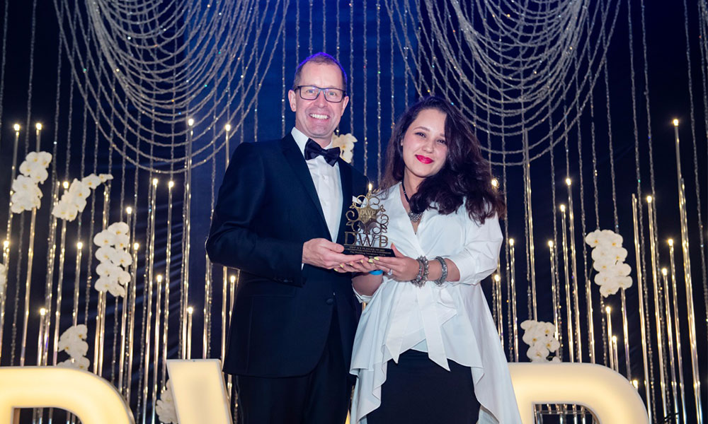 DWP ACE Planner Globetrotter Award Winner (Indian Sub-Continent): The Wedding Designers, India