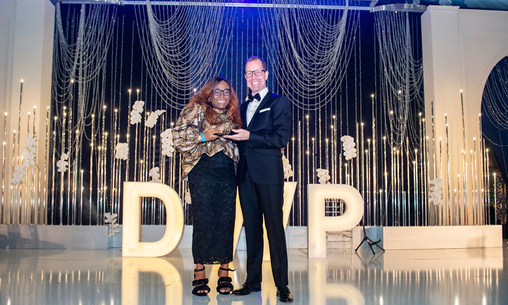 DWP ACE Planner Globetrotter Award Winner (Africa): Zapphaire Events, Nigeria