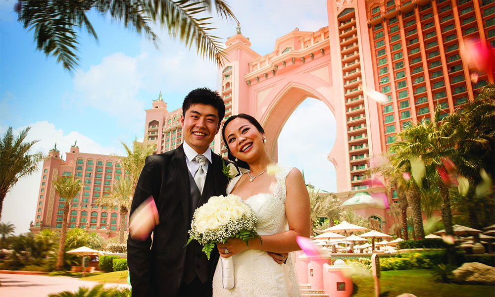 Orchestrating Magical Weddings At Atlantis, The Palm