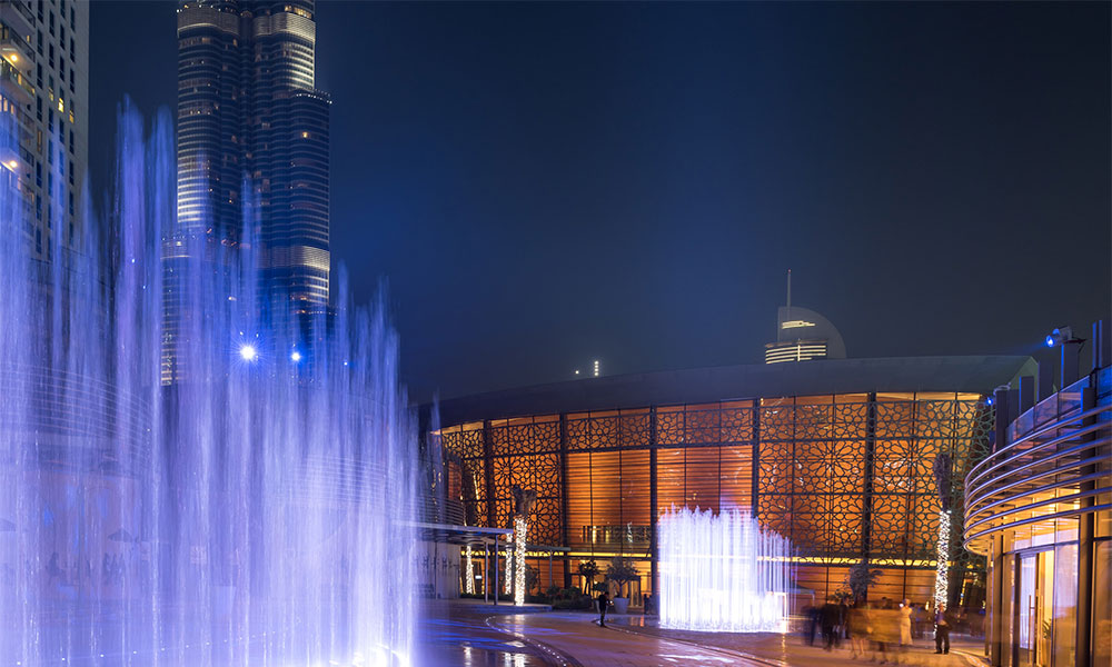 Explore The Unconventional With Dubai Opera!