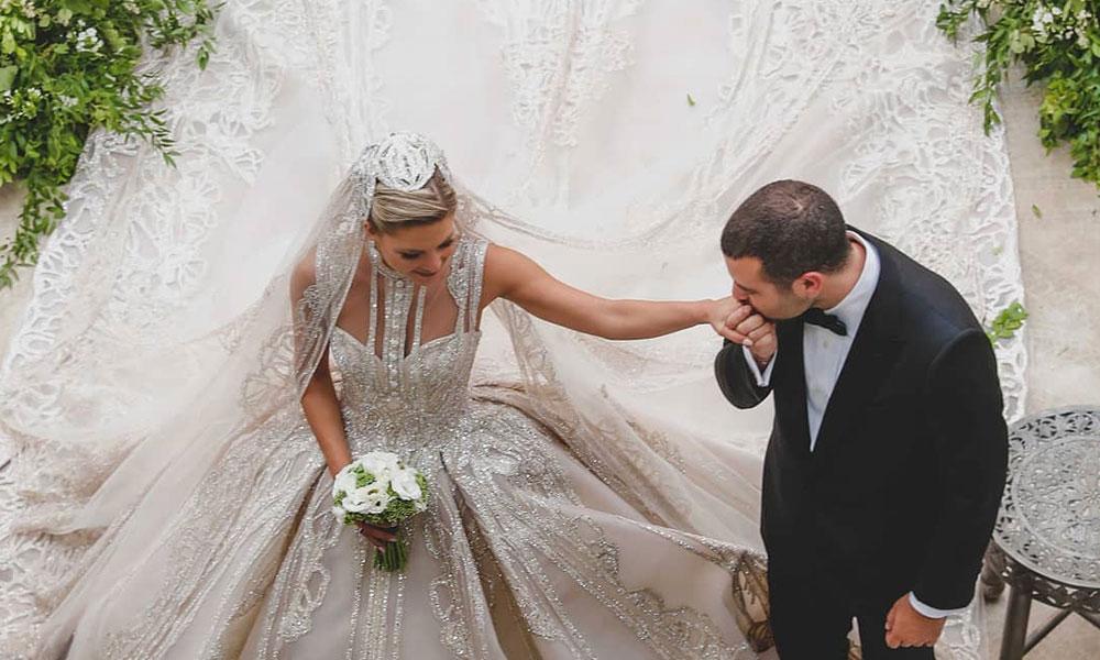 What We Loved About Elie Saab Jr's Wedding!