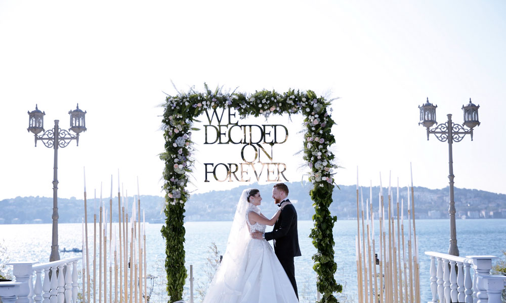 We Decided On Forever!