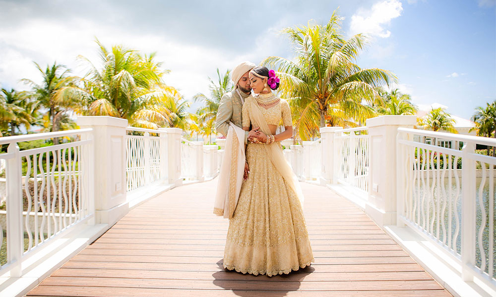 DWP Connects Sonal J. Shah & Grand Hyatt Baha Mar <br> For This Stunning Tropical Wedding!