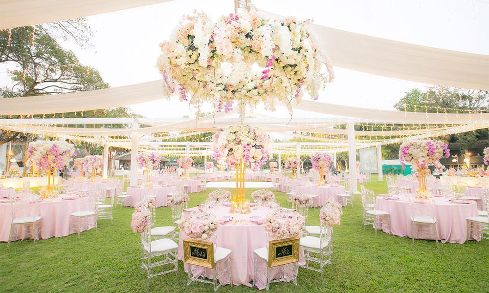 Whimsical Wedding Wreaths