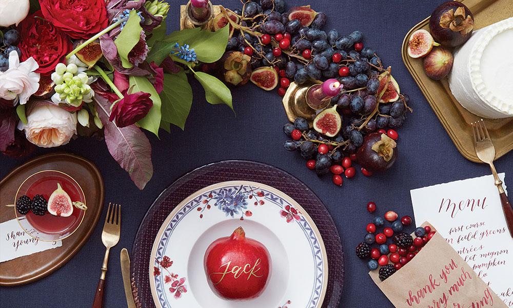 Berry Romantic!