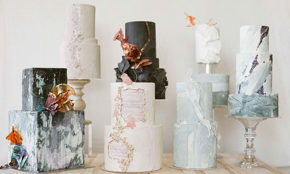 Wedding Cake Trends For 2020!