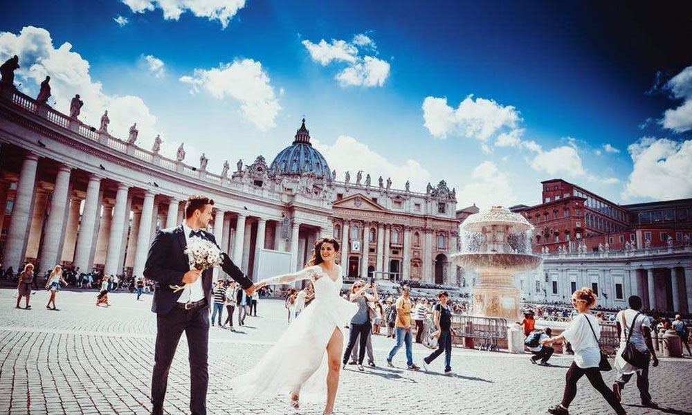 Couple's Destination Preference Series 2020: Europe