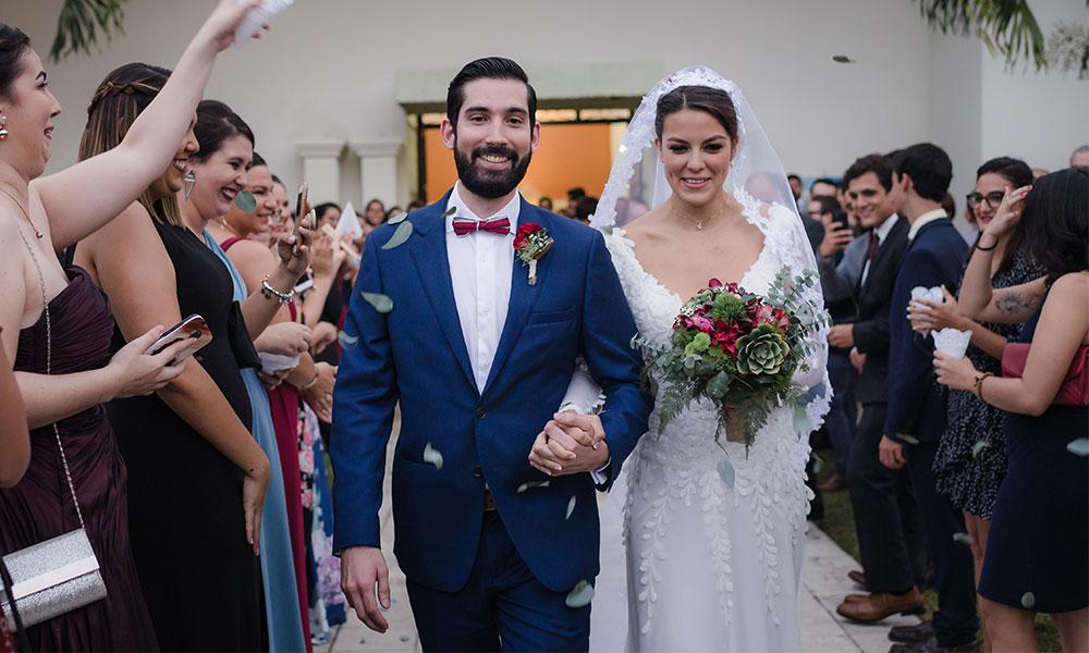 This High School Sweethearts Had Their Dream Wedding In Costa Rica