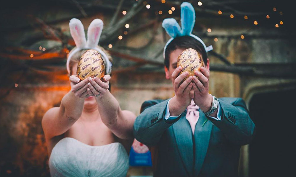Easter Wedding Ideas For Your Postponed Wedding