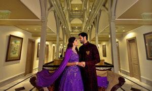 27/04/2019: A Royal Celebration At The Taj Mahal Palace, India