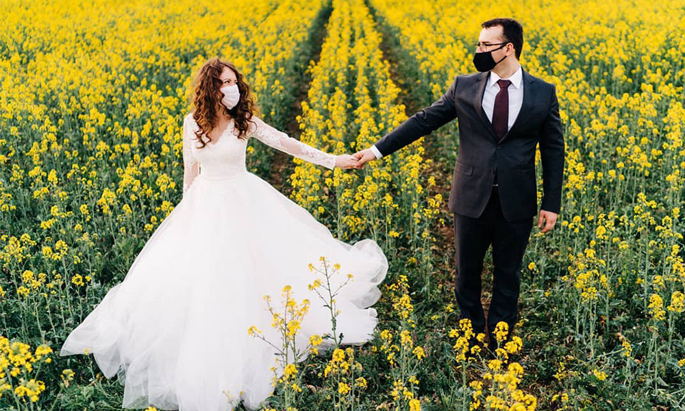 How to Plan Your Perfect Elopement Amid The COVID-19 Pandemic