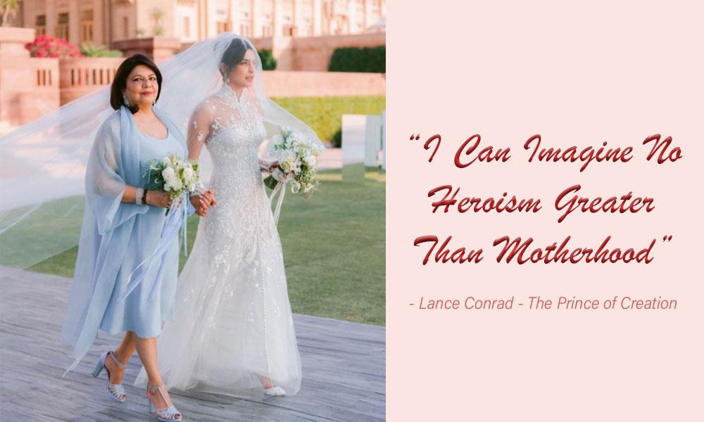 10 Heartwarming Mother-Daughter Wedding Photos