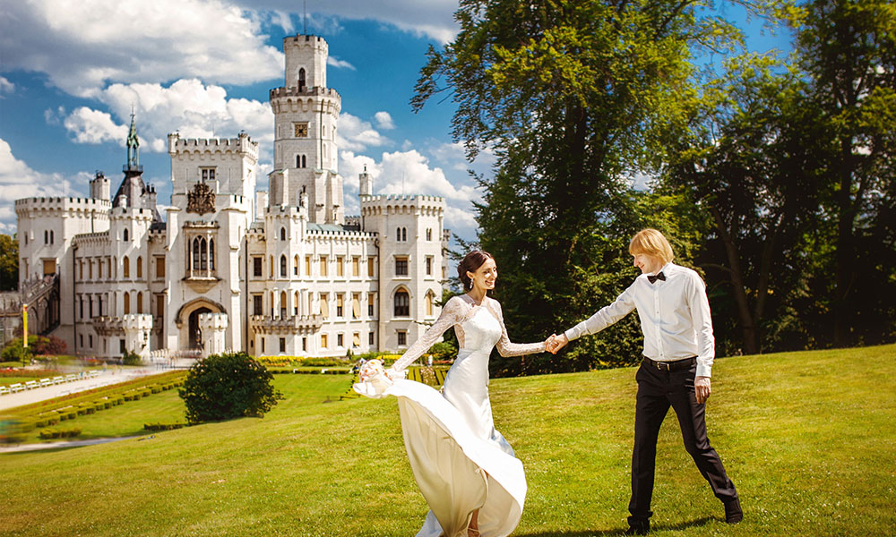 20 Gorgeous Castle Wedding Venues From The UK & Europe