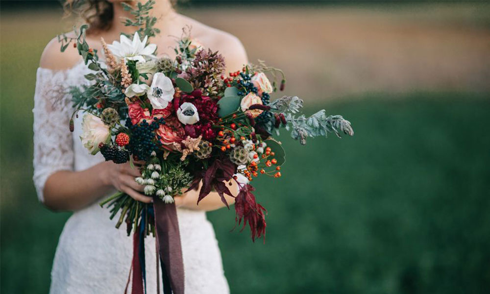 All You Need To Know About Fall Wedding Bouquets