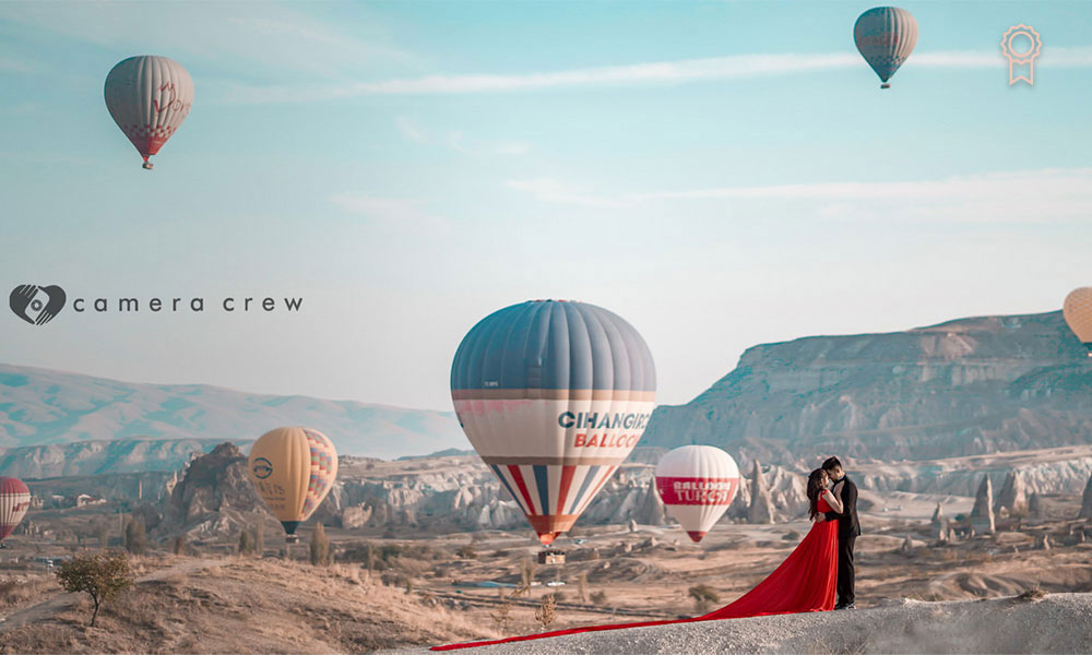 8 Reasons Why A Professional Pre-Wedding Photoshoot Is Essential!